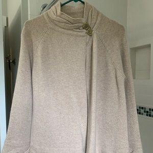Elizabeth McKay Cashmere Cardigan Sweater - S/M